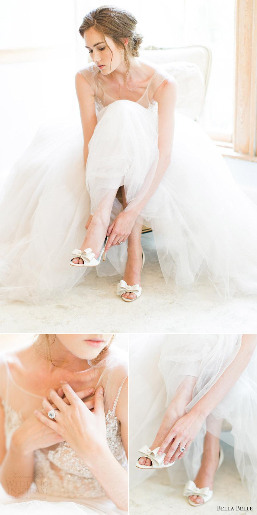 bella belle zapatos de novia 2016 Julia D Orsay dedo del pie del pío 3.5 pulgadas zapatos de tacón de la boda puede rachel fotografía