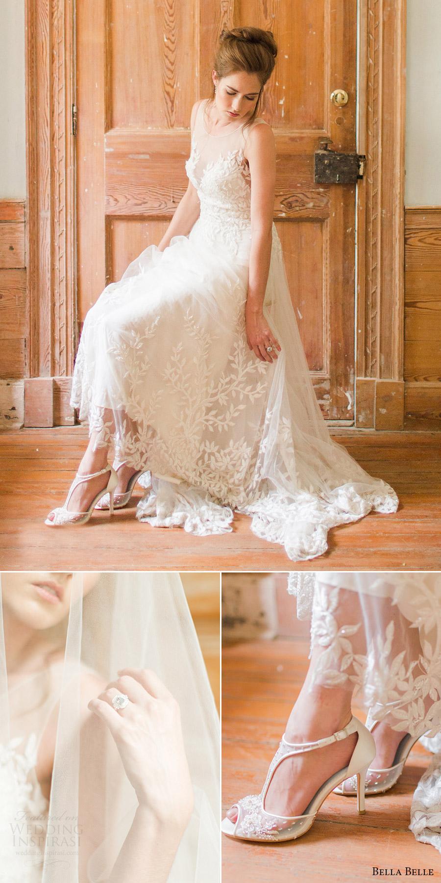 zapatos belle bella paloma 2016 zapatos de boda a mano con cuentas abierta ¡rachel puede fotografía