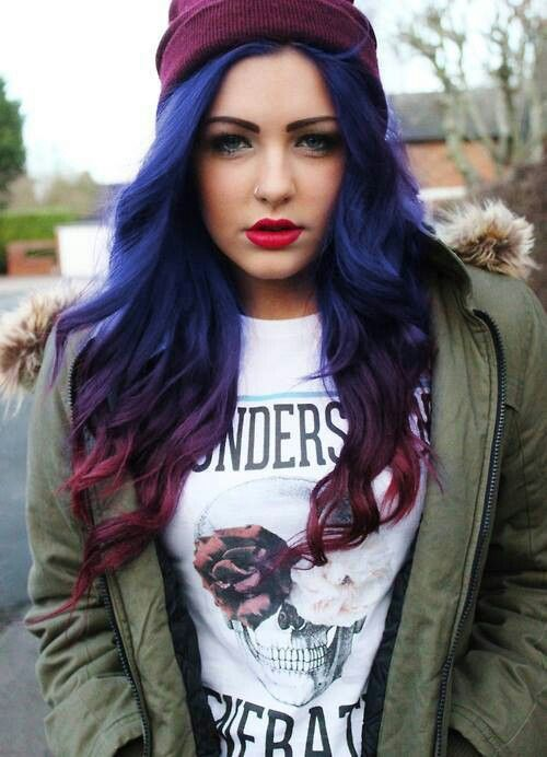 Sin duda hay que probar este color una vez mi pelo consigue siempre de nuevo: