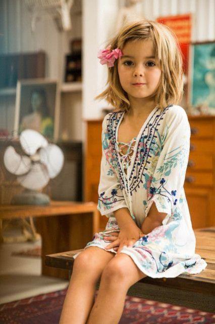 vestido de gitana boho para el verano