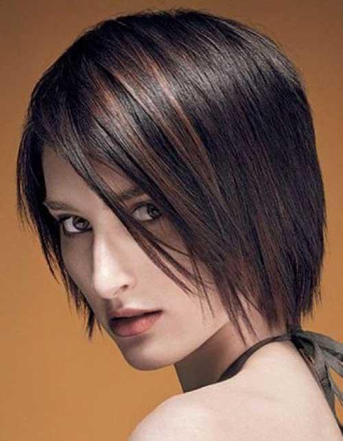 mejores peinados cortos y rectos 8-500