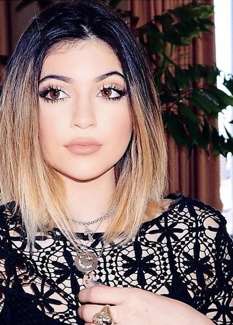 color de pelo Kylie Jenner 5