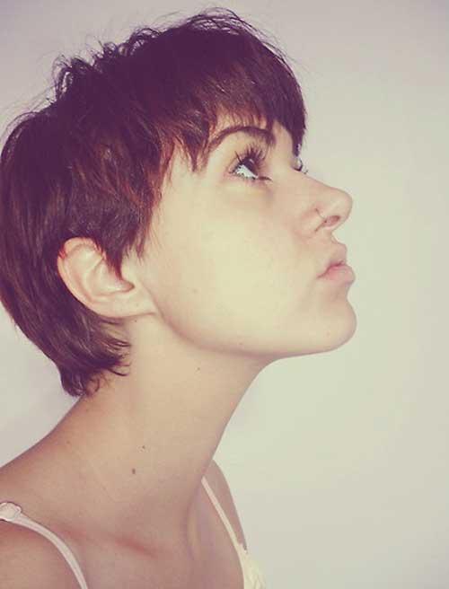 cortes de pelo corto lindo para las niñas 2013