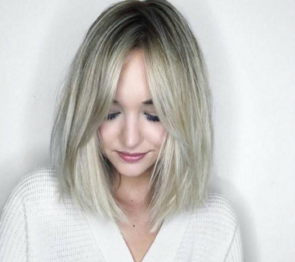 Beautiful colores del pelo Medio 21