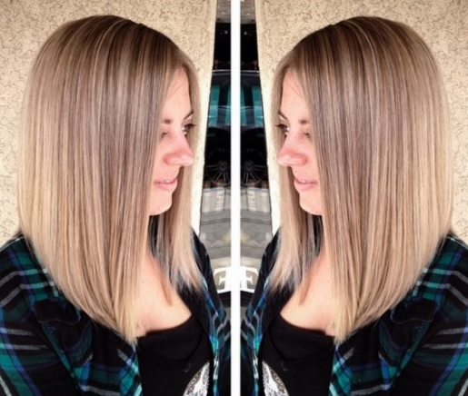 Beautiful colores del pelo Medio 22