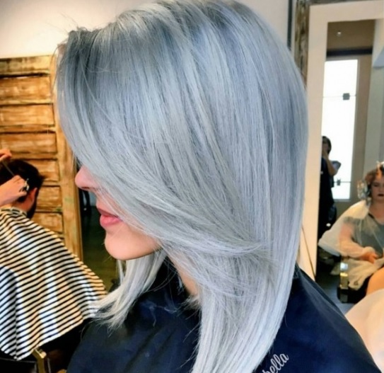 Beautiful colores del pelo Medio 24