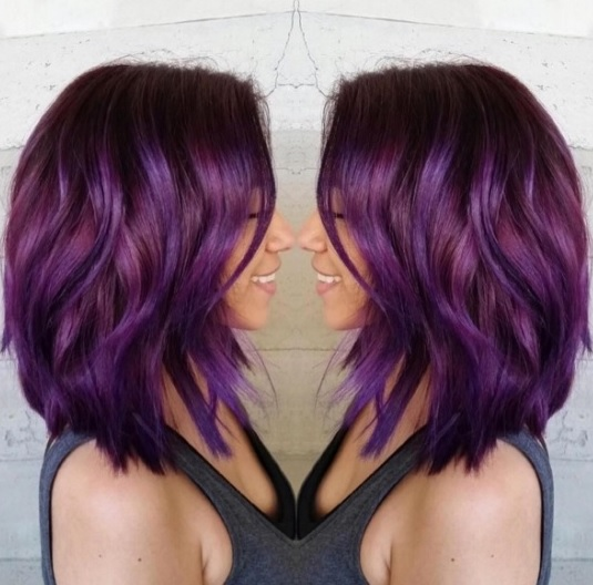 Beautiful colores del pelo Medio 25