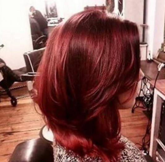 Beautiful colores del pelo Medio 26