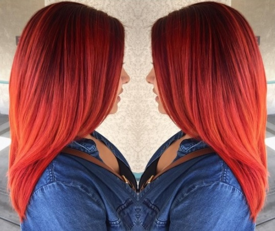 Beautiful colores de cabello mediano 30