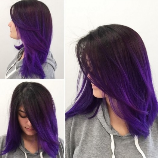 Beautiful colores del pelo Medio 4