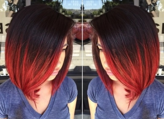 Beautiful colores del pelo Medio 5