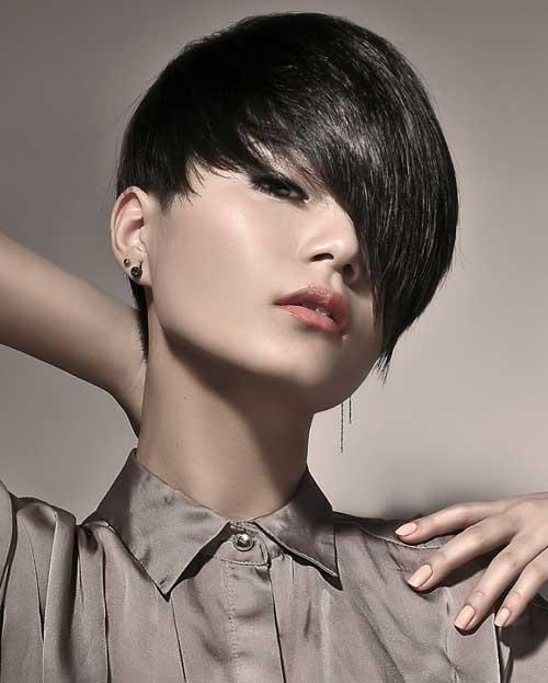 Las mejores peinados cortos rectos