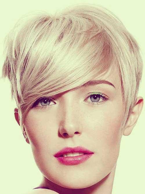 Muy lindo el pelo corto 15
