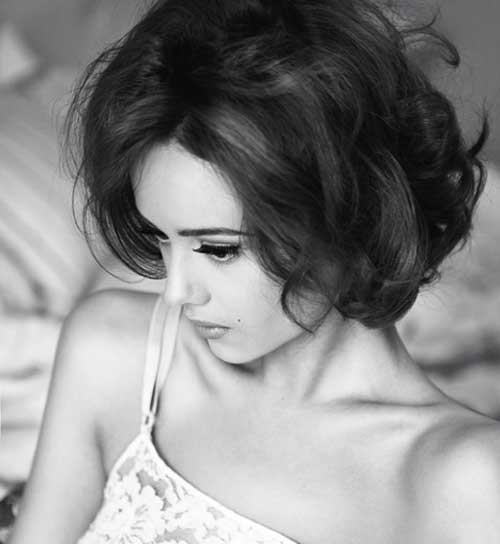 -9 pelo corto muy lindo