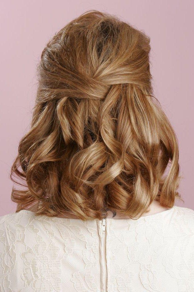 chic-medio-pelo-boda-peinados-11