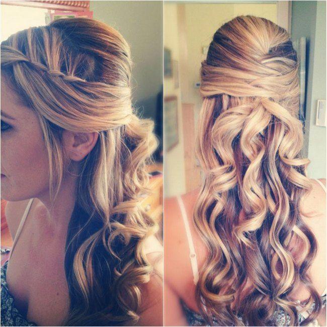 medio-pelo elegante y boda-peinados-7