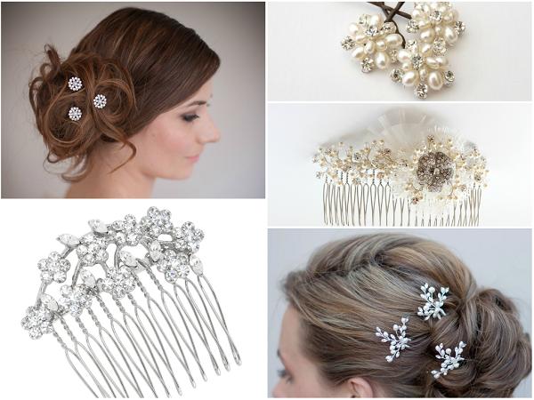 pelo de la corona Dirección-gloria-novia accesorios-3 600