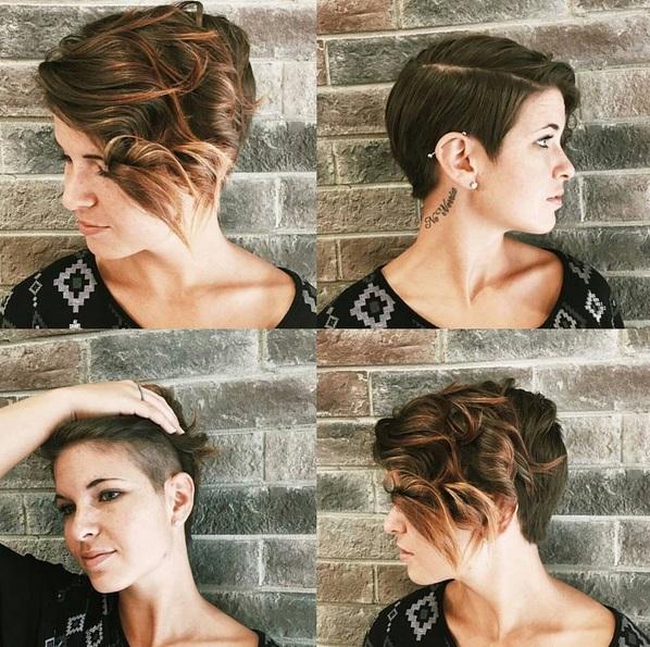 best-peinados-oscuro corto-1