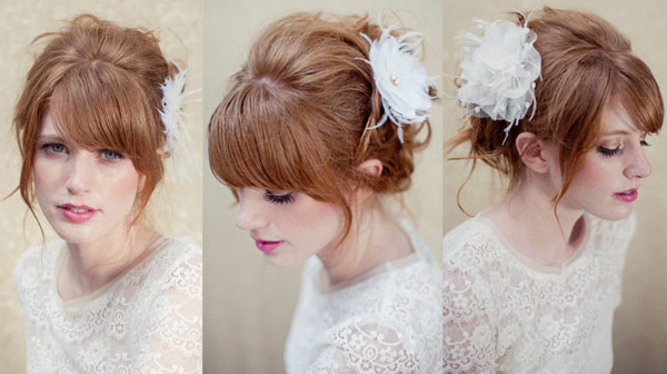 Peinado para la boda en verano 7