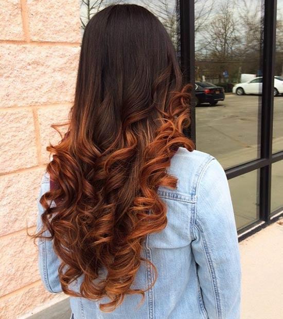 Analiza el pelo más caliente 26