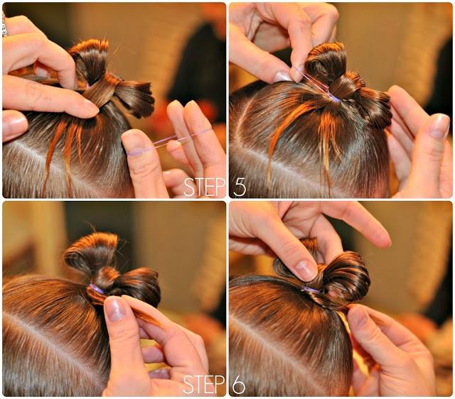 Los pasos para lograr el pelo hermoso de 4