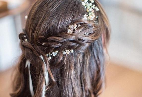 hermosa peinado 6 de la boda