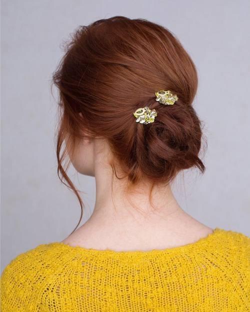 peinados Modelo 11