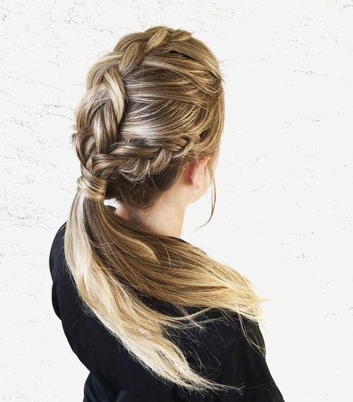 peinados Modelo