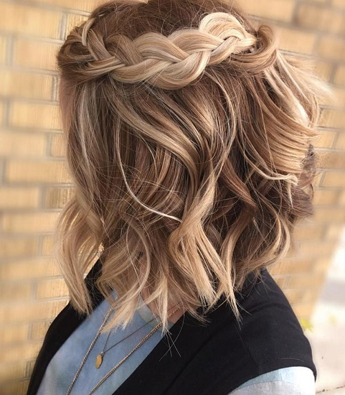 peinados Modelo 8