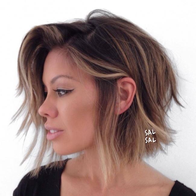 cortes de pelo de longitud media 1
