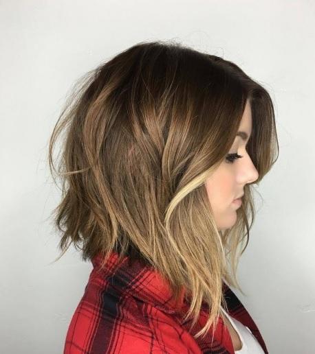 longitud media peinados 12