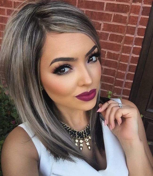 longitud media peinados 20