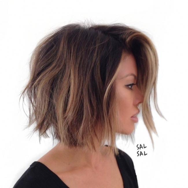 cortes de pelo de longitud media