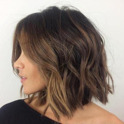 cortes de pelo de longitud media de 6