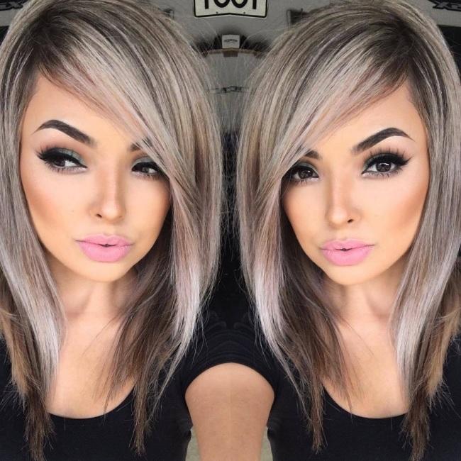 cortes de pelo de longitud media 7