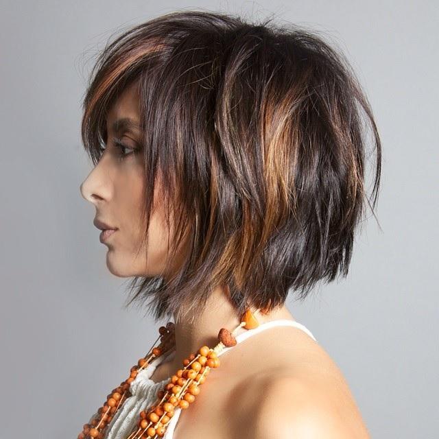 cortes de pelo de longitud media 9