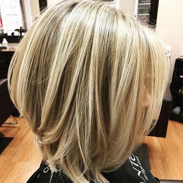 el cabello de mediados de los longitud-2017-6