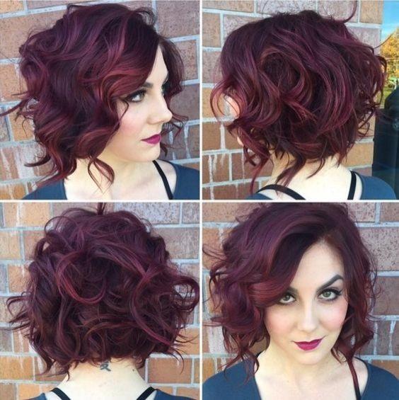 el cabello-mediados de longitud-ondules-5