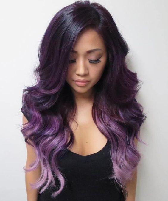 ombre-pelo-púrpura-1