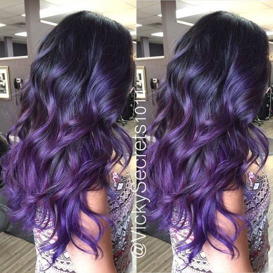 ombre-pelo-púrpura-10