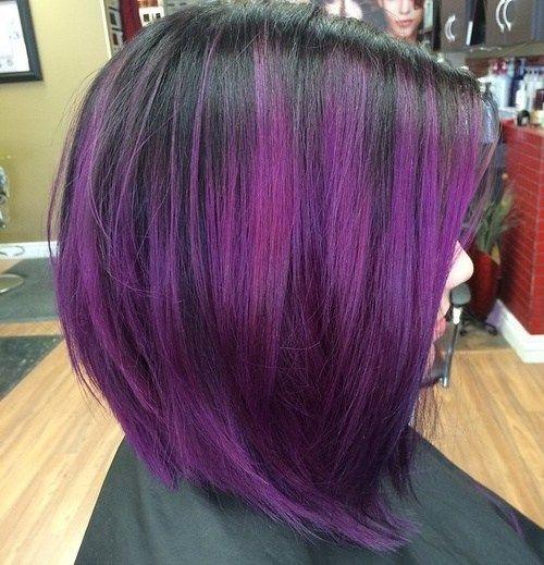 ombre-pelo-púrpura-11