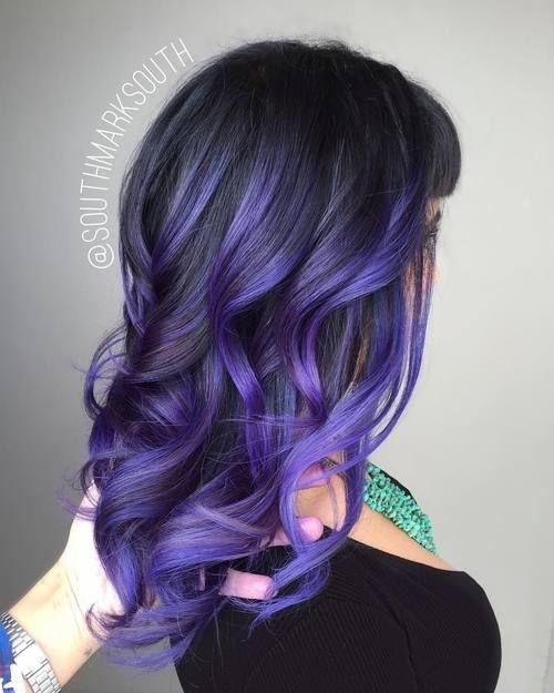 ombre-pelo-púrpura-4