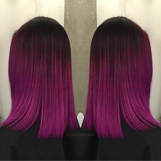 ombre-pelo-púrpura-5
