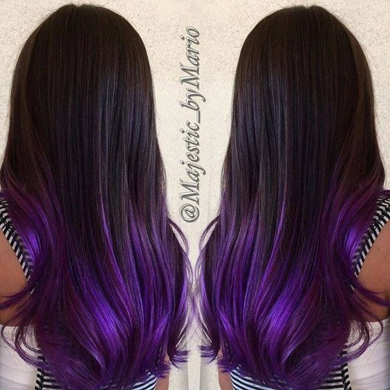 ombre-pelo-púrpura-7