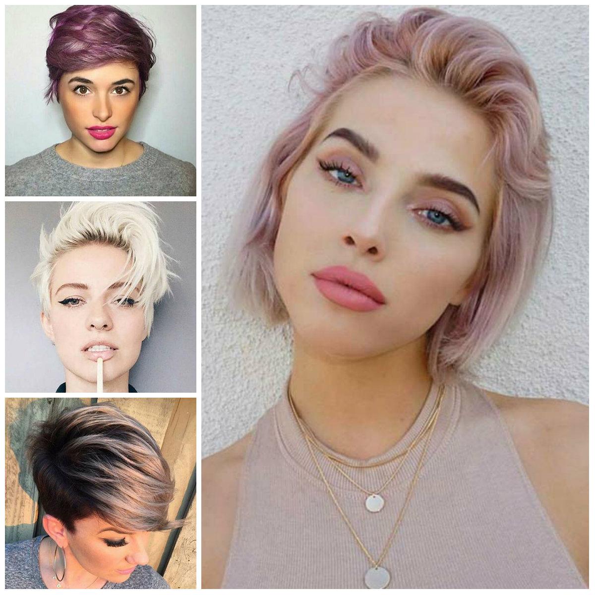 las Mujeres Peinados Cortos para 2017