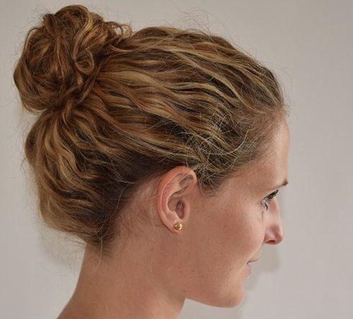 bollo Peinado