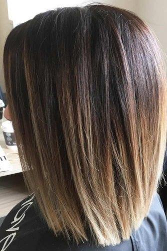 el cabello-mediados de longitud-20