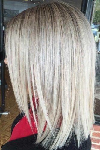el cabello-mediados de longitud-6