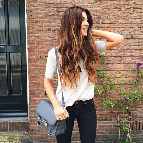 la bella-barre-de cabello-de 16