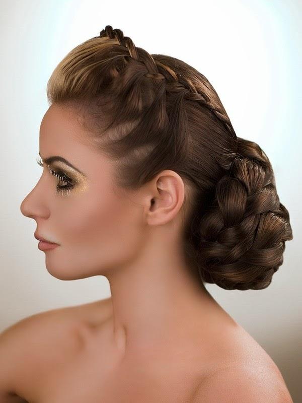 Fácil de hacer peinados - 2014 Fácil de hacer peinados